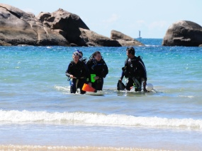Scuba Dive in Townsville