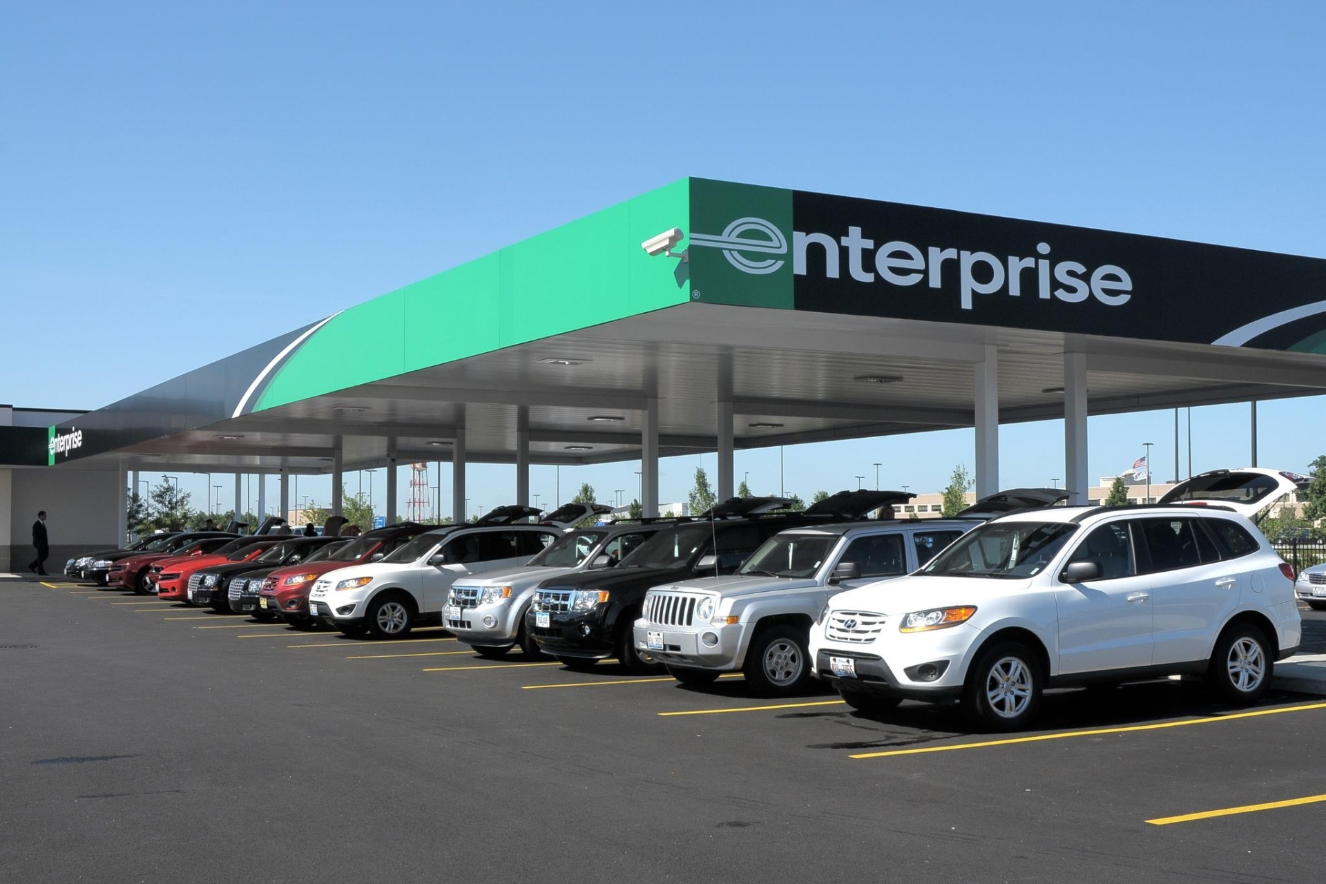 Enterprise Car Rental Airport Hours