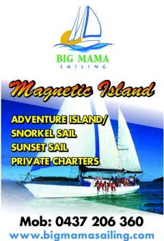 Big Mama Sailing Magnetic Island & Townsville