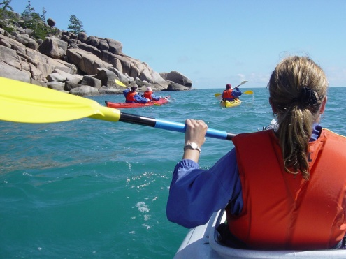 Welcome to Magnetic Island Sea Kayaks
