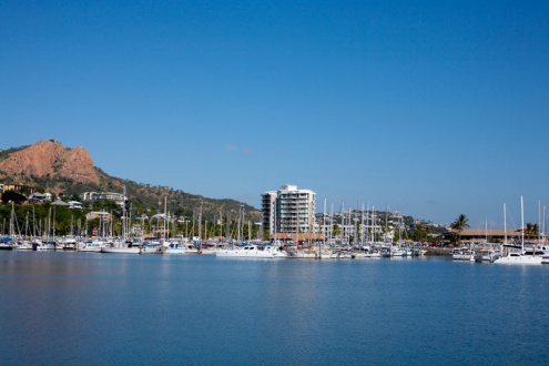 Townsville's Only Ocean Front Accommodation