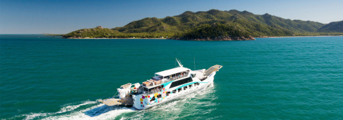 Magnetic Island Ferry Transfers
