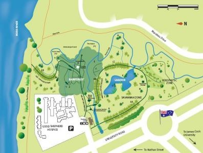 Palmetum Townsville Tourism Town Find book authentic