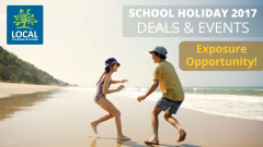Local Tourism Network School Holiday Campaign