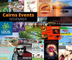 What is on in Cairns this November!
