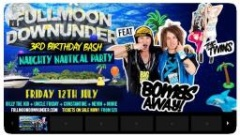 Fullmoon Downunder 3rd Birthday Bash