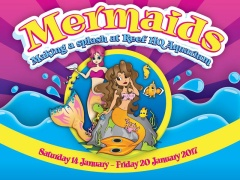 Mermaids are Making a Splash these school holidays!