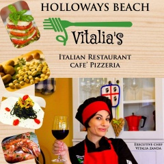 Welcome Vitalia's italian Restaurant as a new member of Tourism Town!