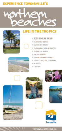 Maps Townsville Townsville Tourism Town Find book